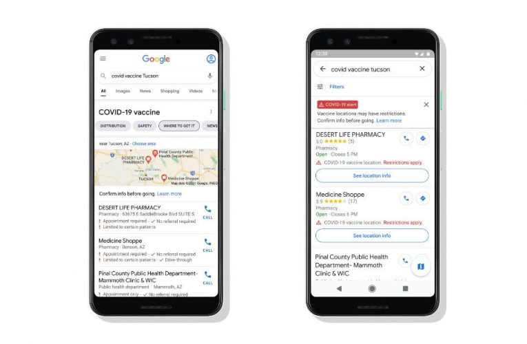 See Google Maps' new, more colorful look