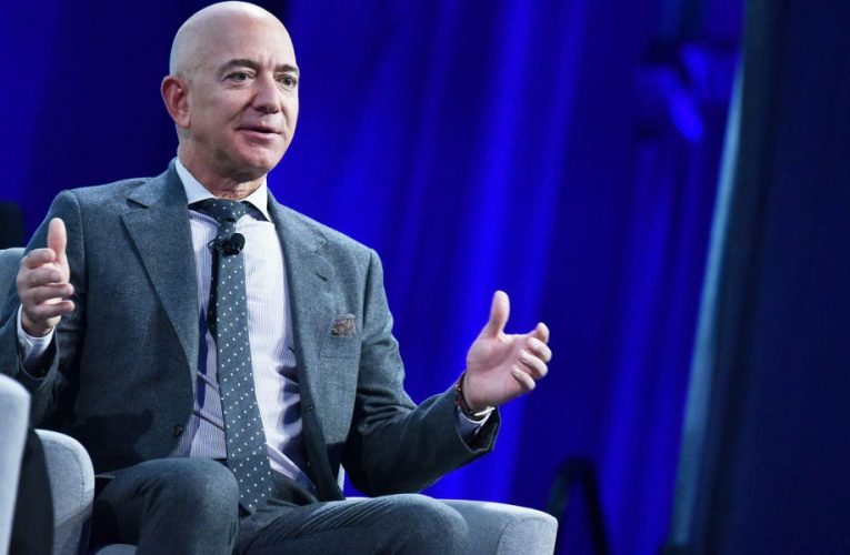 Jeff Bezos giving $10 billion to fight climate change in February was the single largest donation of 2020