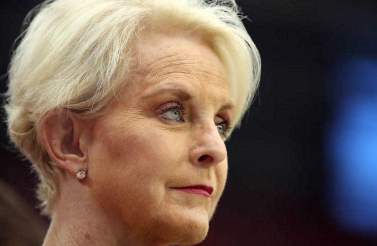 Arizona Republican committee is debating a proposal to censure Cindy McCain, wife of the late GOP Sen. John McCain