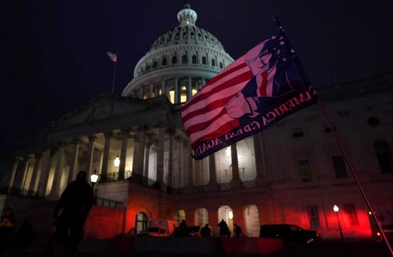 Jonathan Turley: Trump's legacy 'in tatters' after supporters riot at Capitol