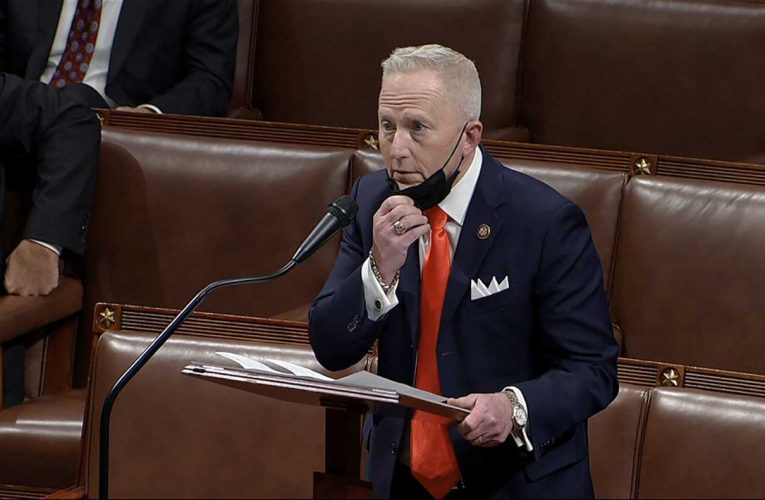 Rep. Van Drew calls on Biden to oppose Trump impeachment: 'Let's try to come together'