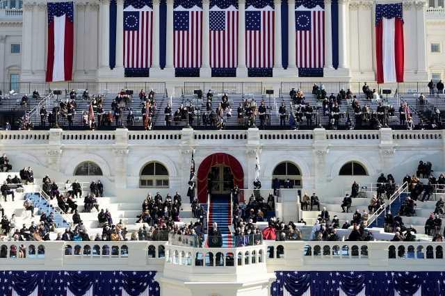 Politico rips media's euphoric inaugural coverage: 'Tone down the Biden adulation'