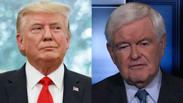 Newt Gingrich: Despite Trump leaving office, crusade to preserve America's freedom must continue