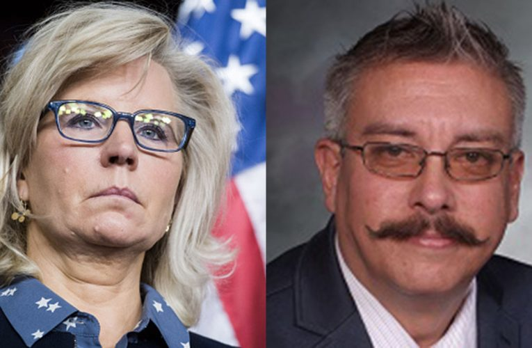 Liz Cheney gets 2022 primary challenger after Trump impeachment vote