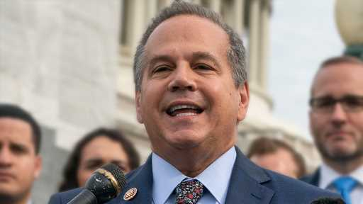 Democratic Rep. Cicilline caught removing mask to sneeze on House floor