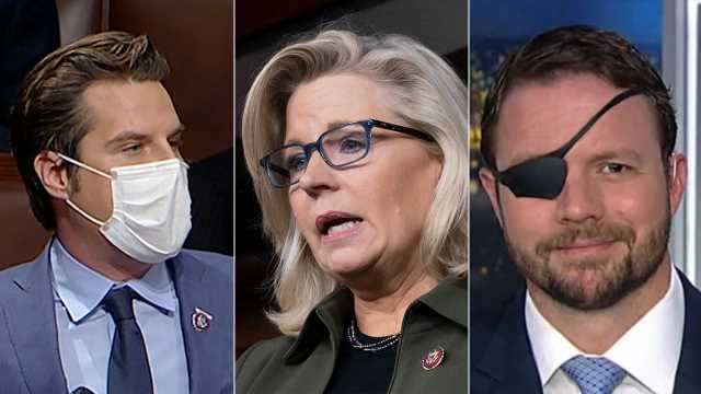 Matt Gaetz pushes back on Crenshaw over Cheney impeachment vote defense