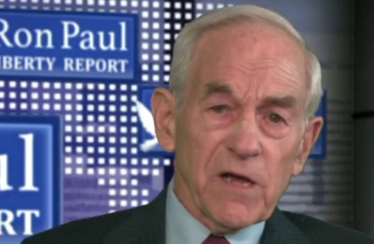 Ron Paul baffled at being censored by Facebook: I am 'non-interventionist' and preach 'nonviolence'