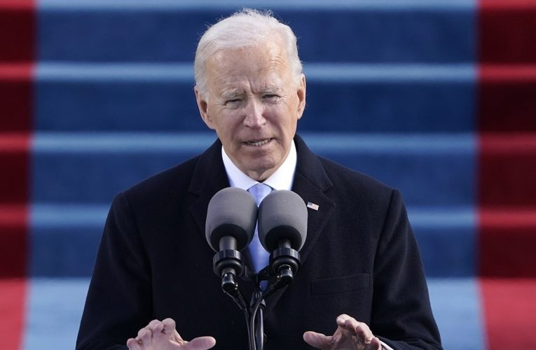 Biden administration defends removing Churchill statue from Oval Office