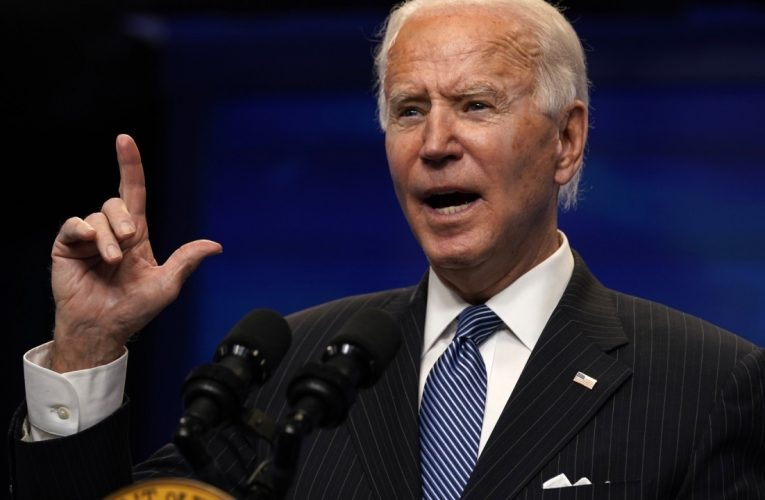 Biden 'nothing we can do' comment on coronavirus contrasts with campaign optimism