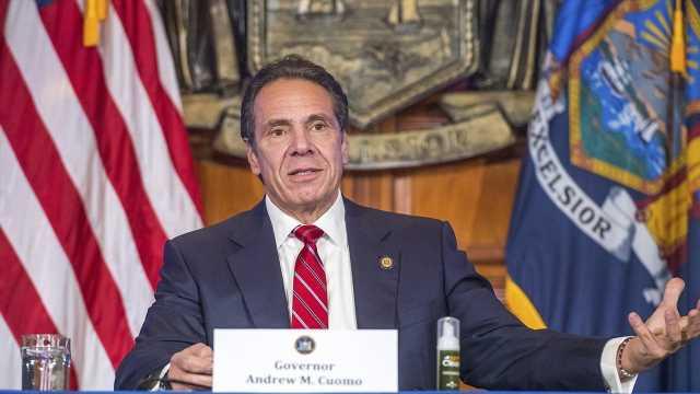 Cuomo blames nursing home scandal on 'political attack' by Trump admin