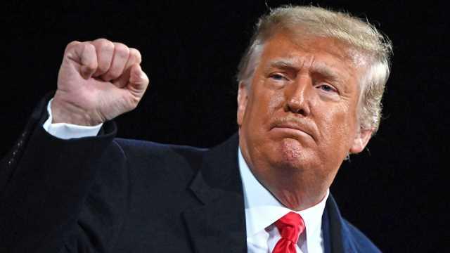 Trump posts letter from Pennsylvania Senate encouraging Electoral College certification delay