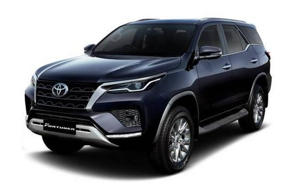 Toyota unveils new Fortuner, Legender SUVs