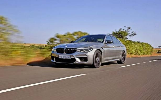 BMW M5 Competition: A more serious, more demanding performance car