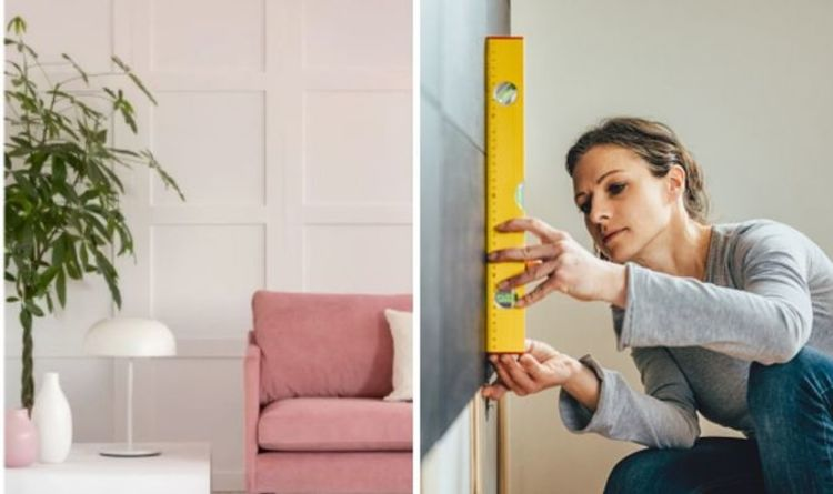 DIY wall panelling – a simple guide to creating your own wall panels