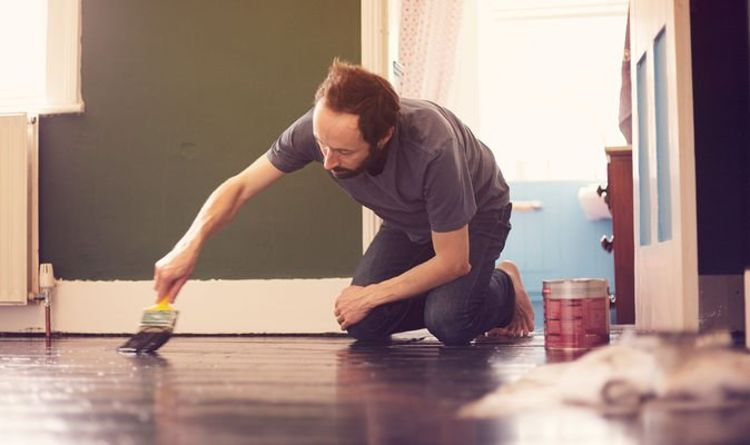 Property: Homeowners can add £50k to the value of their property with simple DIY tips