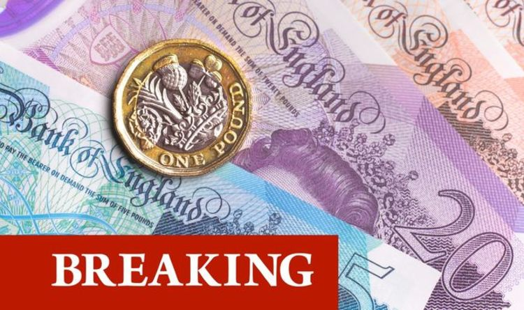 Pound to euro LIVE: Sterling jumps against euro and dollar as Boris outlines roadmap