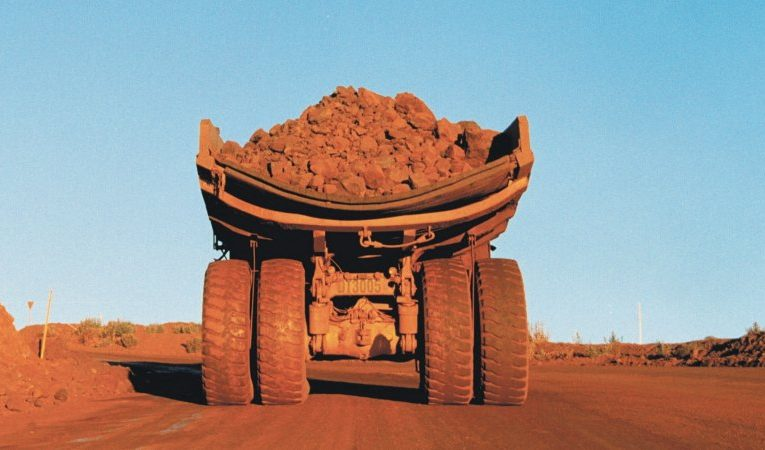 BHP beats dividend record as iron ore exports boom