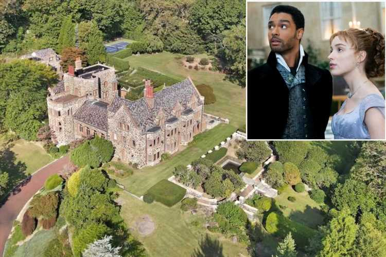 Live out your 'Bridgerton' fantasy in this $9.8M Connecticut castle