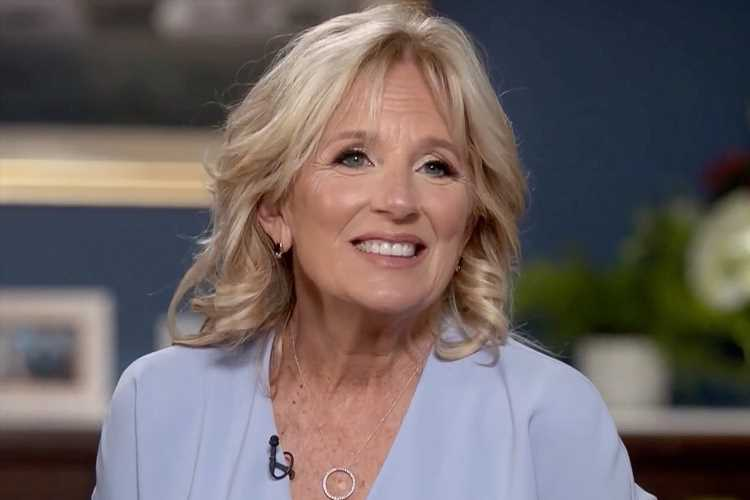 Jill Biden Reiterates Support for Free Community College: 'We Have to Get This Done'