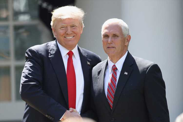 Mike Pence Reportedly Defended 'Friendship' with Donald Trump in Meeting with GOP Lawmakers