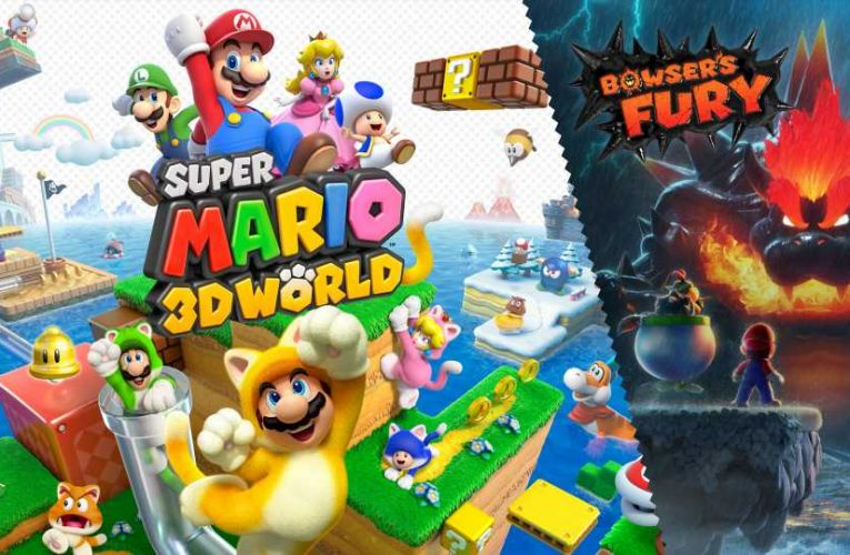Fans react as Super Mario 3D World + Bowser's Fury launches on Nintendo Switch