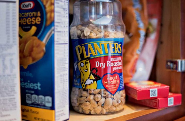 Kraft Heinz is reportedly in talks to sell Planters for $3 billion to Hormel