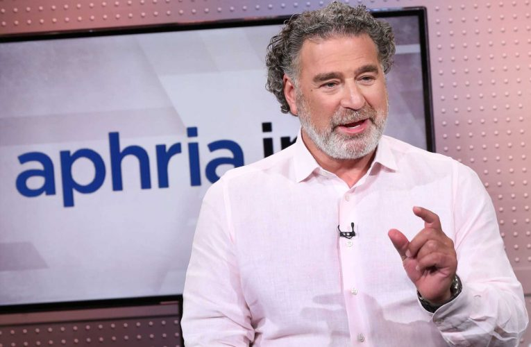 Aphria CEO hopes weed is fully legalized in U.S. in 2 to 3 years, touts global growth prospects