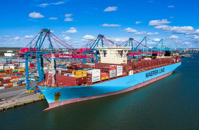 Maersk says it will launch a carbon neutral vessel by 2023, seven years ahead of schedule