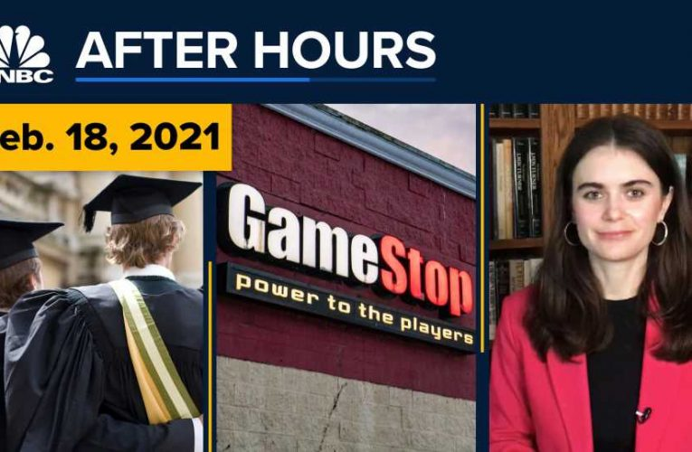 Congress questions Robinhood, Roaring Kitty and hedge funds over GameStop frenzy: CNBC After Hours