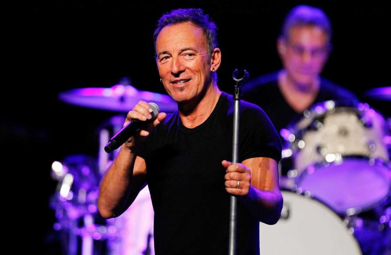Bruce Springsteen pleads guilty to public drinking – but prosecutor drops DWI charge