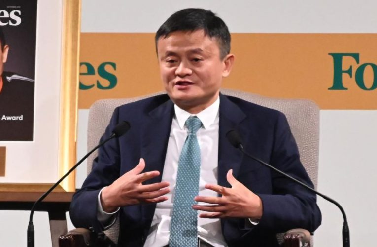 See Jack Ma's first public appearance in months