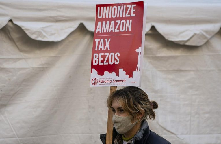 Google employee on unionizing: Google can't fire us all