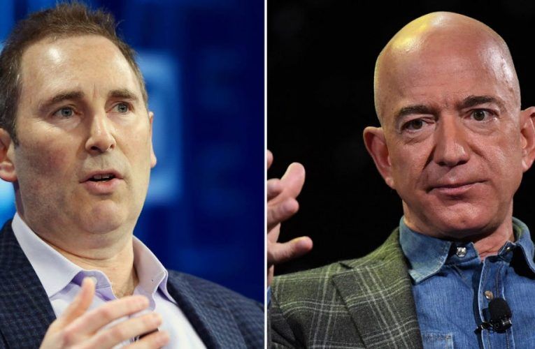 The 'first significant impression' Amazon's future CEO made on Jeff Bezos was 24 years ago, when he accidentally whacked Bezos on the head with a kayak paddle