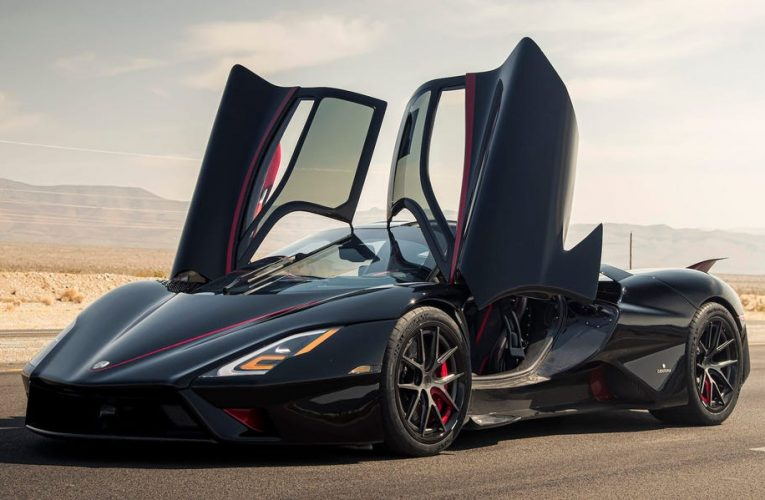 The odd tale of $1.6 million SSC Tuatara supercar that was the world's fastest car, wasn't, then was again