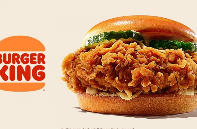 Burger King took cues from sister brand Popeyes to create a new chicken sandwich