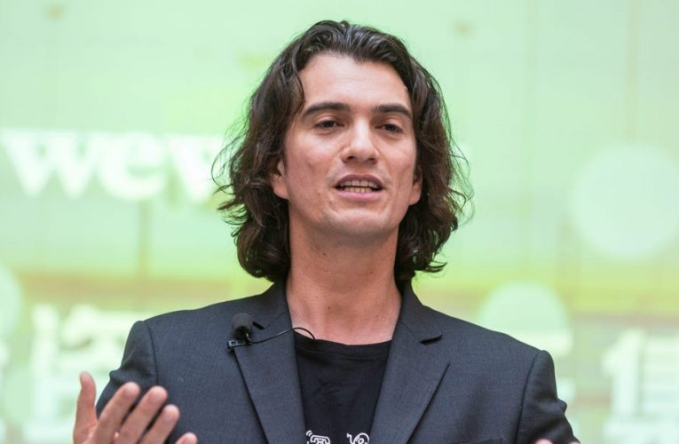 Ousted WeWork co-founder Adam Neumann is reportedly nearing a settlement in his dispute with SoftBank. He could get $500 million and remain a major shareholder.