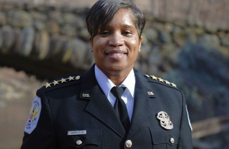 Black woman to take command of oldest federal law enforcement agency for the first time in 230 years