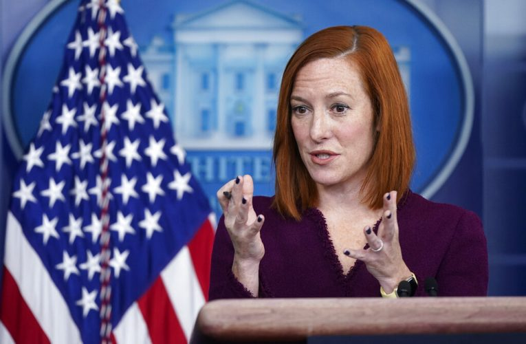 Psaki defends order allowing transgender athletes to compete against girls: 'trans rights are human rights'