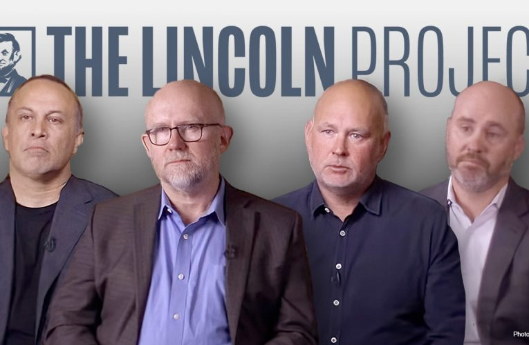 Lincoln Project acknowledges need for new 'structures' as embattled anti-Trump group resists calls to disband