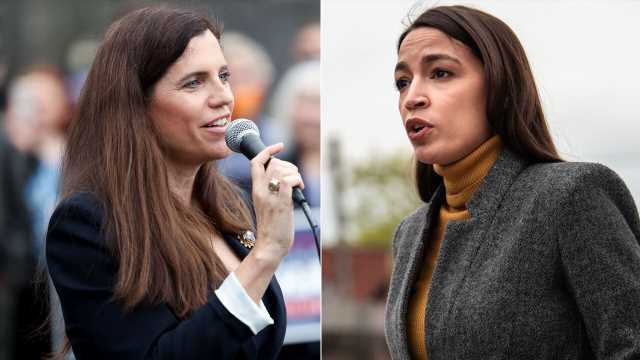 Rep. Mace on ongoing AOC feud: 'I've been living rent free in her Twitter account all weekend'