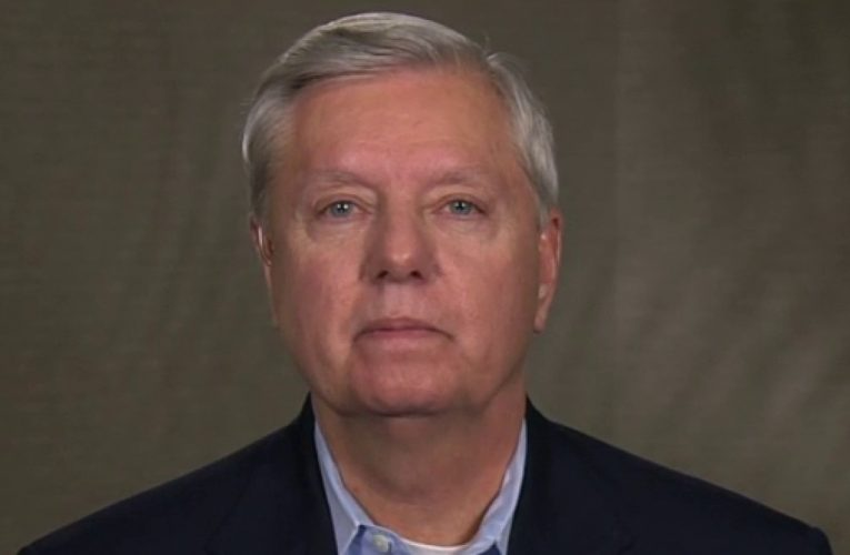 Graham weighs in on McConnell-Trump feud, says he's 'more worried' about 2022 than ever
