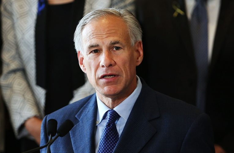 Texas Gov. Abbott takes shot at liberal California, New York in annual address