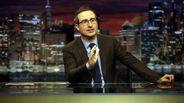 HBO's John Oliver attacks moderate Democrats for supporting Senate filibuster