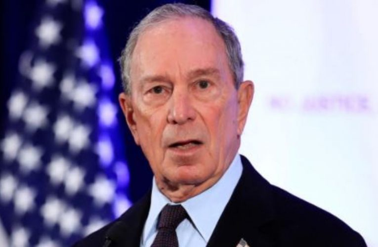 UN chief reappoints Michael Bloomberg as climate envoy