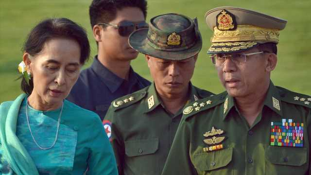 US expresses 'grave concern' over reports of military coup in Burma, 'will take action'