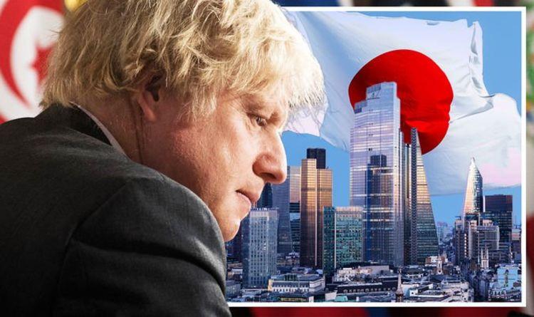 Brexit bonanza: Japan deal can seal London's place as global financial powerhouse – report