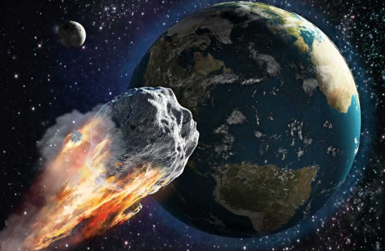 Biggest asteroid to make 'close approach' to Earth this year is approaching NOW – and it's staggering 3,000ft wide