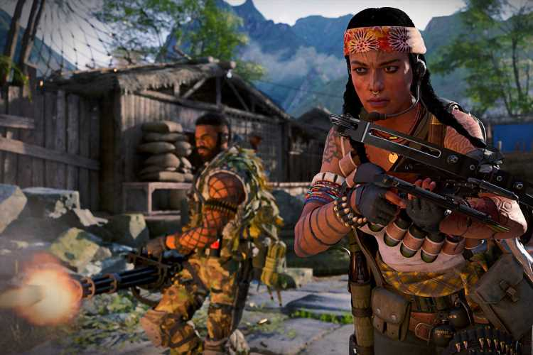 Huge Call of Duty Season 2 update incoming – new guns, maps and start time revealed