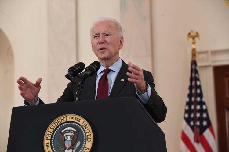 President Biden Meets with NASA to Congratulate Them on Mars Mission: 'It's Astounding What You Did'