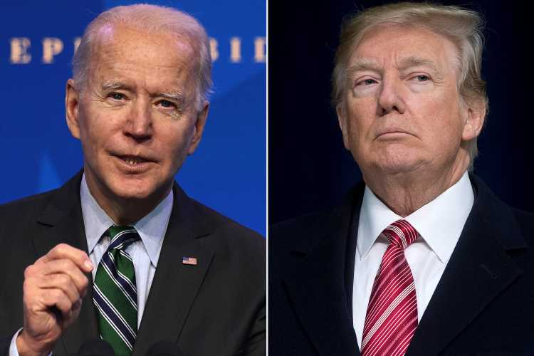 White House Residence Staff Remember Donald Trump's Last Hours as President and Then Meeting the Bidens